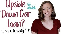 How to Sell an Upside Down Car (Dealing with Negative Equity)
