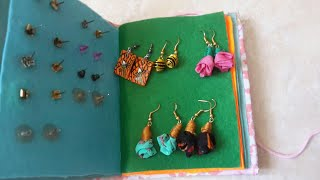 #jewelryorganizer #diy Jewelry Organizer Making Tutorial | Aloha Crafts