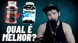 TESTO-GH X TESTO-GH DILATED (Body Nutry) - QUAL É MELHOR?