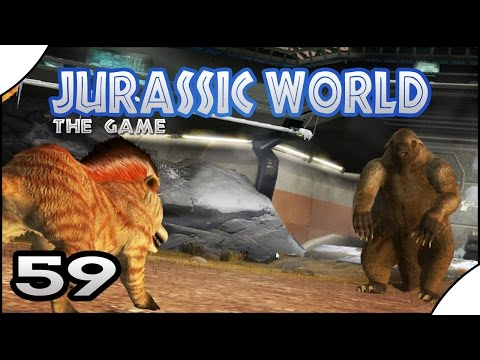 Jurassic World || 59 || Cenozoic Battle Pack