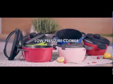 SHEFU Low Pressure Cooker | Periuk Tekanan Rendah | iCookAsia Shop