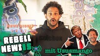 Rebell News #15 mit Ususmango