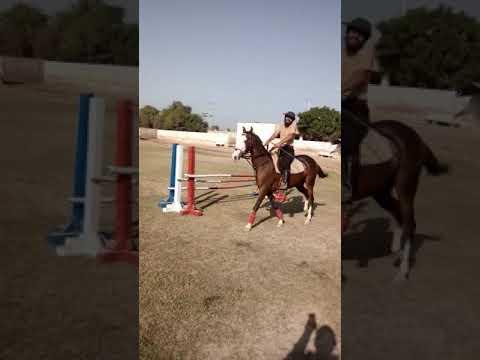Sadiq public school riding instr asmatullah