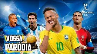 Baixar 🎵 O NEYMAR FICOU DE FORA | Matheus & Kauan, Anitta - Ao Vivo E A Cores ( paródia de futebol )