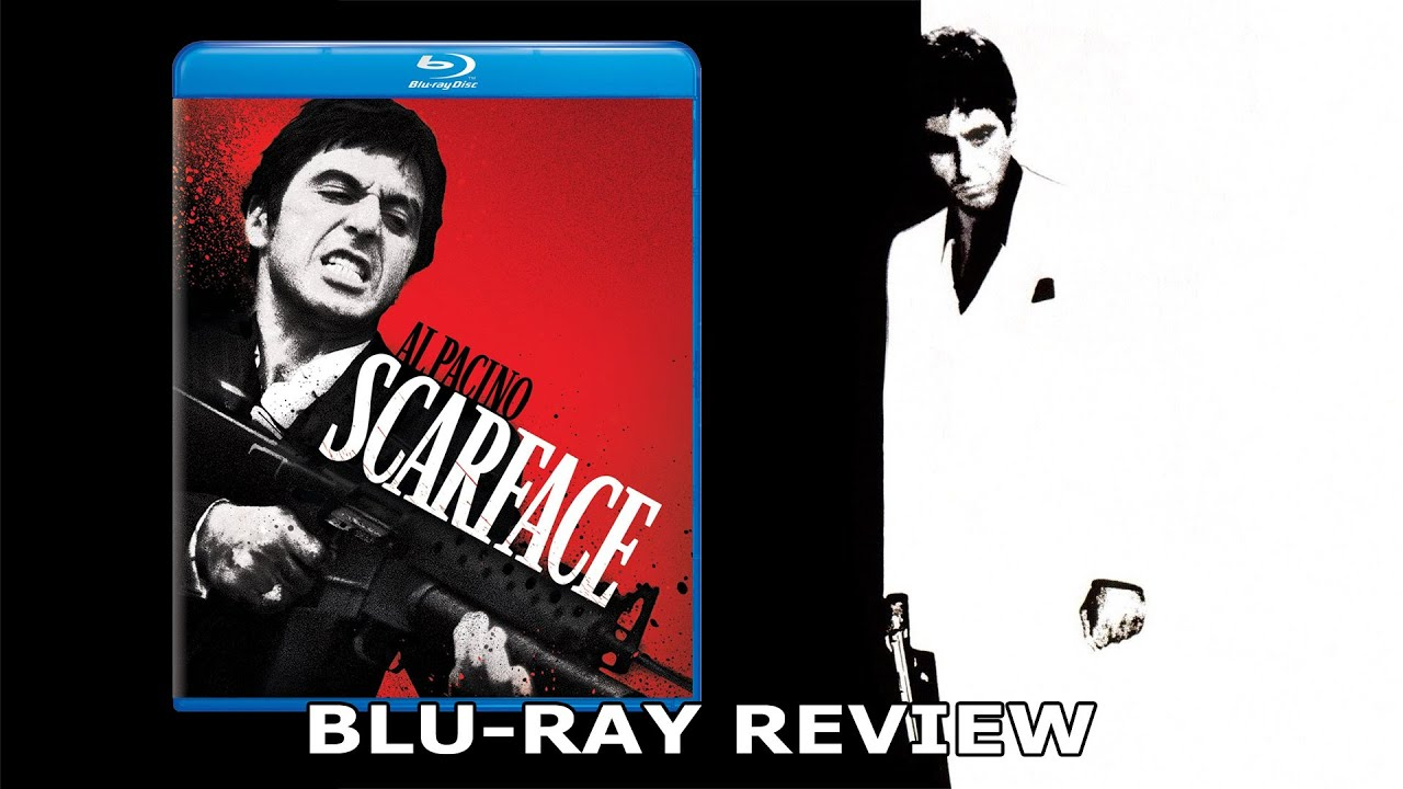 Download Brian De Palma's Scarface (Blu Ray Review)