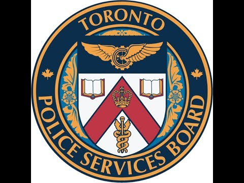 Toronto Police Services Board Meeting | LiveStream | Thursday, June 15th, 1pm