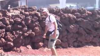 Кругосветное путешествие -  остров Лансароте, Канарские острова(Остров Лансароте, Канарские острова. Самый красивый из островов архипелага. Отвесные скалы и черные вулкан..., 2015-12-03T08:48:36.000Z)