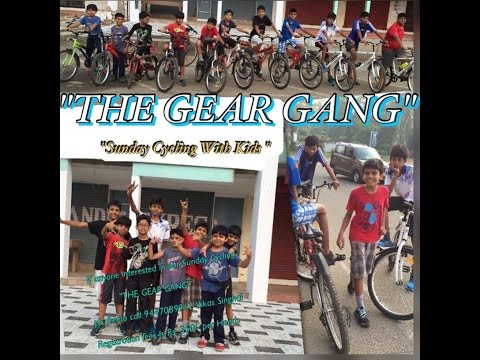The Gear Gang | Kochi | Cycling With Kides | Children's Drive In Bicycle | Super Drivig