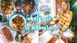 A DAY OF EPIC VEGAN FOOD | What I Ate In Melbourne (Vlog)