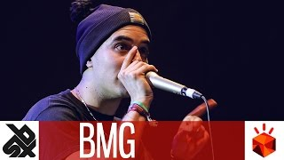 BMG  |  Grand Beatbox SHOWCASE Battle 2017  |  Elimination