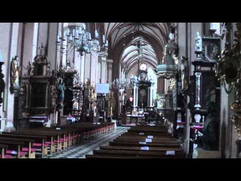 Alleluja, biją dzwony (mel. warmińska) / Improwizacja nt pieśni. Katedra Frombork