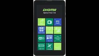 обзор недорогого планшета DIGMA Optima prime 5. 3 часть