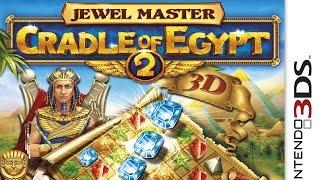 Jewel Master Cradle of Egypt 2 3D Gameplay (Nintendo 3DS) [60 FPS] [1080p]