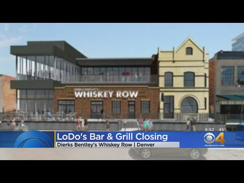 Chelsea Thomas - Dierks Bentley's 'Whiskey Row' Coming to Denver!