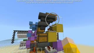 Самые сложные и крутые механизмы   Minecraft