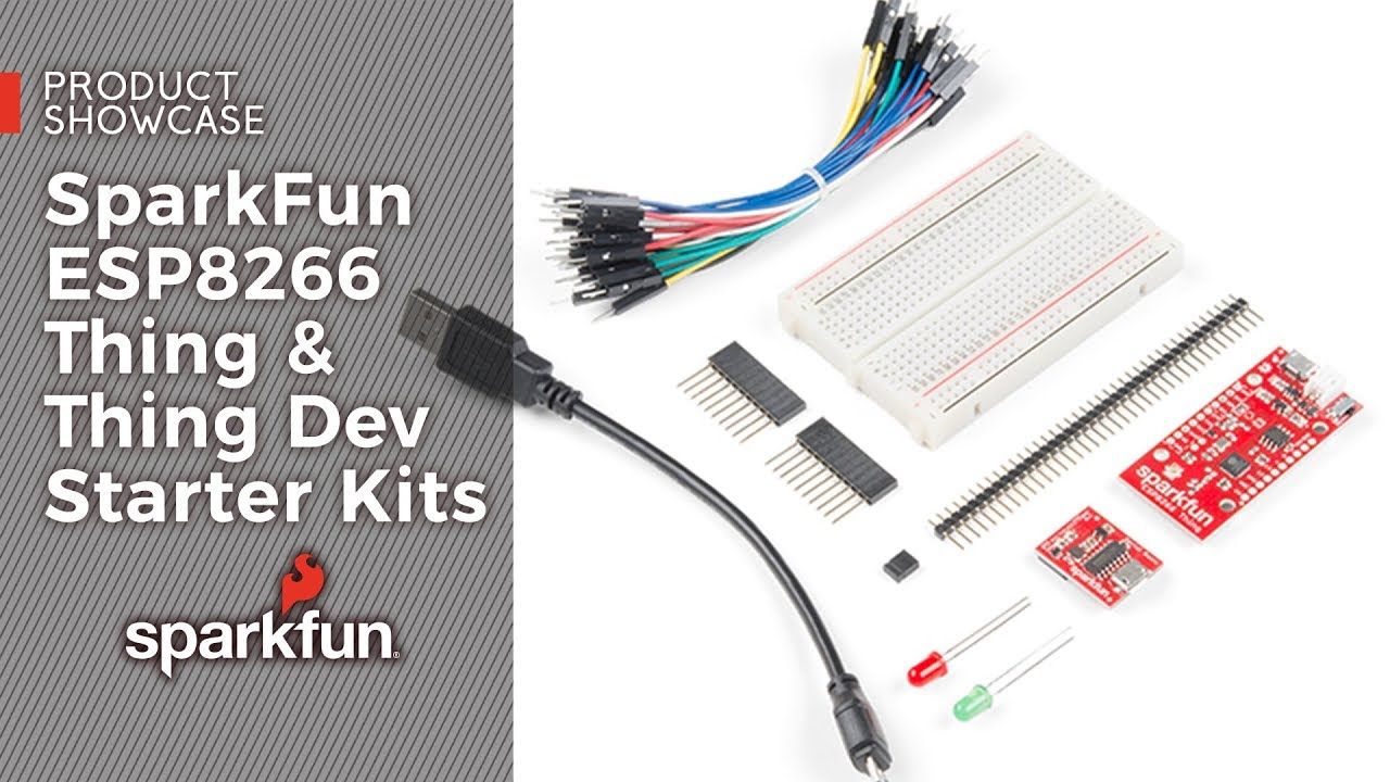 ESP8266 Thing Hookup Guide - learn sparkfun com