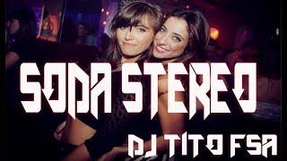 Ciudad de La Furia - Soda Stereo - Electro Mix - Arriba Cerati - (dj derkommissar) - Dj Tito Fsa