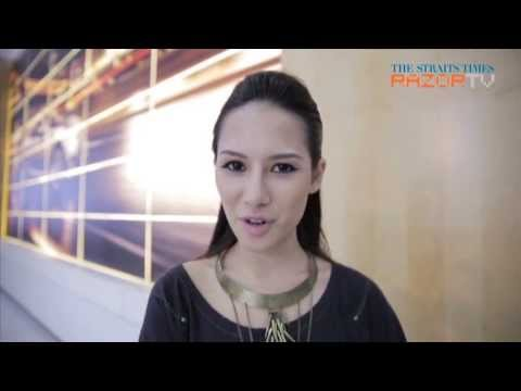 Jade: A face to launch a million ads  (TNP New Face 2013 Pt 19)