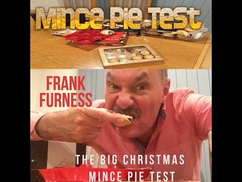 Christmas Mince Pie Test | Frank Furness | Iceland