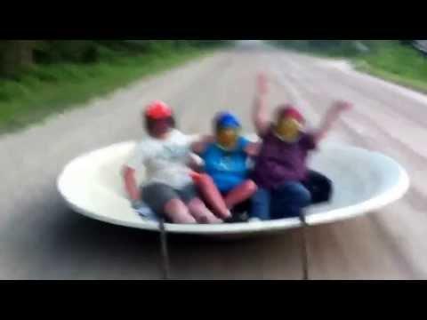 Satellite dish surfing in Brampton MI