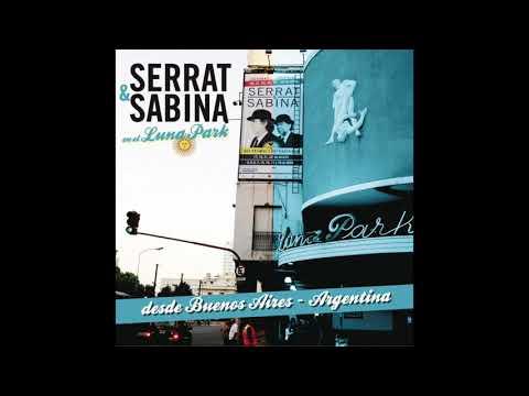 'En El Luna Park', Disco Completo De Serrat Y Sabina