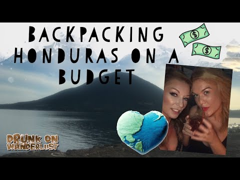 Backpacking Mexico and Central America on a budget - Episode 5 Honduras