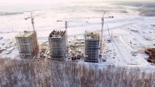ЖК «Саларьево Парк», г. Москва, январь 2017