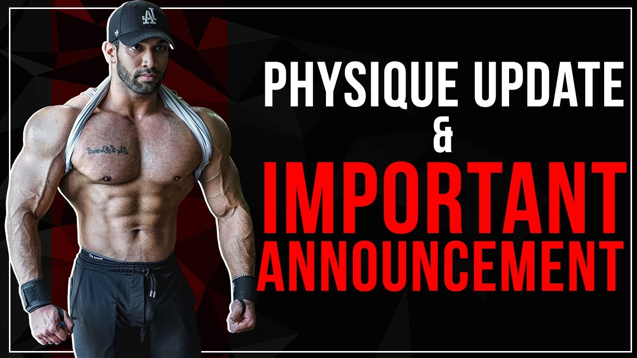 COMPETITION PREP UPDATE | Future Plans and Back Workout | Bhuwan Chauhan