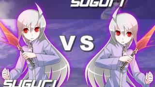 Acceleration of SUGURI X-Edition HD 1v1 w/ BlitzFT !