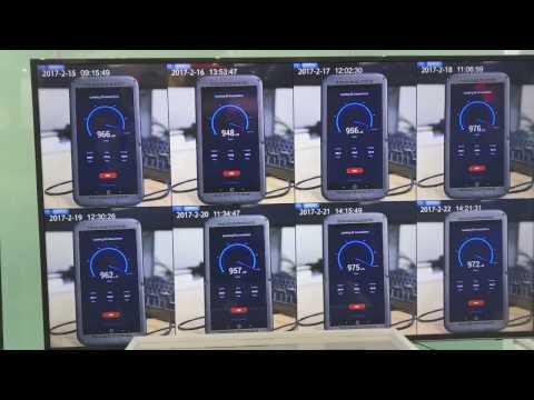 ZTE Gigabit Phone on 5G at Mobile World Congress 2017