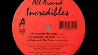 All Around Incredibles - Maintain To Drain (1997)