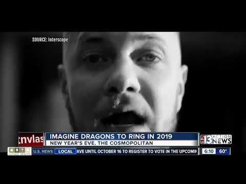 Imagine Dragons To Help Ring In 2019