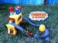 Thomas and Friends Take n Play Set Sodor Mining Co. and Percy, James