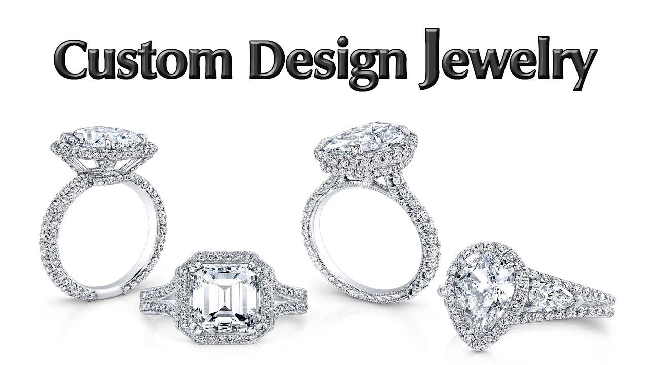 How Its Made Custom Design Jewelry YouTube