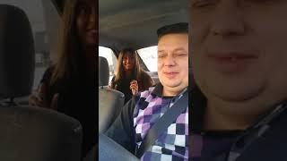 Девушка в состоянии наркотического опьянения. Яндекс Такси г.Пермь