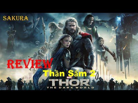 Xem phim Thor: Thế giới bóng tối - REVIEW PHIM THẦN SẤM 2    THẾ GIỚI BÓNG TỐI    THOR 2: THE DARK WORLD    SAKURA REVIEW
