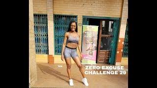 ZERO EXCUSE CHALLENGE 29 - BRÛLE GRAISSE JAMBES | MELD
