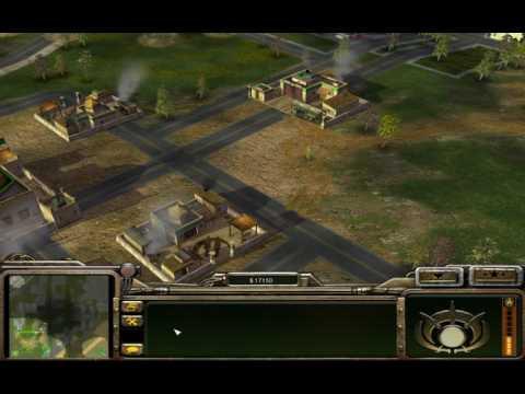Generals Zero Hour GLA ile oynuyoruz Türkçe Bölüm-3