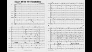 Parade Of The Wooden Soldiers Arranged By Paul Lavender