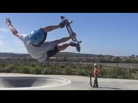 PEOPLE ARE AWESOME (Skateboarding Edition)