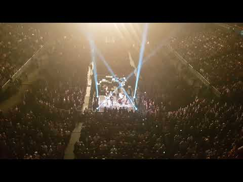 Imagine Dragons - Warriors / Sucker for Pain Live Qudos Arena Sydney 19/05/2018