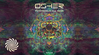 Osher - Psychedelic All Over