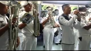 Pasukan tldm brass band kd pelandok..anthem perak