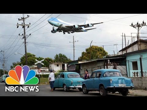 Travel Expert: Lack Of Infrastructure Makes Going To Cuba Like 'Camping Out' | NBC News