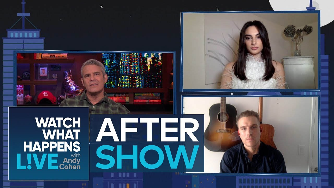 After Show: Paige DeSorbo Chooses Between Bravo Men | WWHL