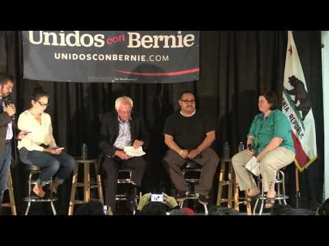 Bakersfield, CA Community Meeting | Bernie Sanders
