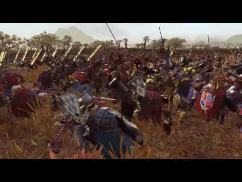 TW Warhammer [BATAILLE EPIQUE PERDU D'AVANCE] -La Bretonnie- La guerre sainte