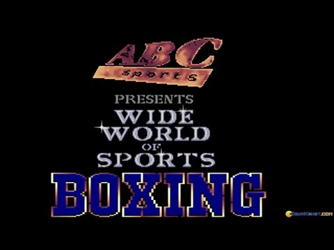 ABC's Wide World of Sports Boxing Download (1991 Sports Game)  |Abc World Games