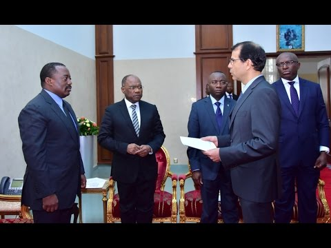 La Semaine du Président Joseph KABILA (du 23 au 29 janvier 2017).