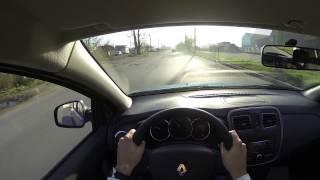 Renault Sandero Stepway 2013 - От первого лица